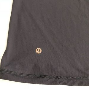 lululemon athletica Tops - Lululemon Stripe Short Sleeve Vented Back, Running
